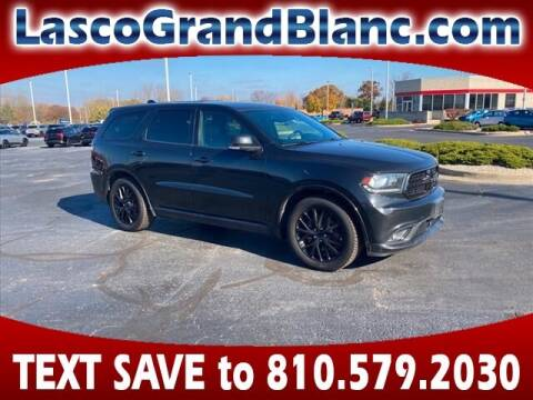 2016 Dodge Durango for sale at LASCO FORD in Fenton MI
