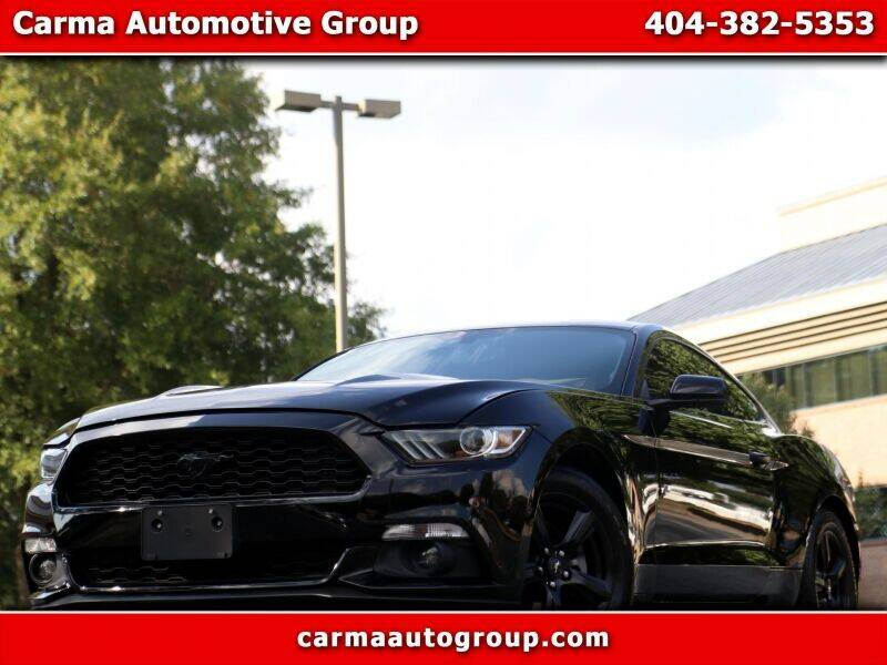 2015 Ford Mustang for sale at Carma Auto Group in Duluth GA