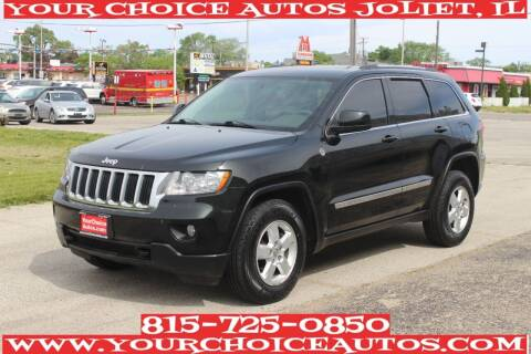2012 Jeep Grand Cherokee for sale at Your Choice Autos - Joliet in Joliet IL