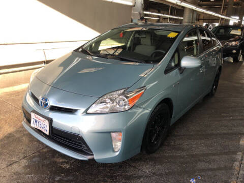 2015 Toyota Prius for sale at Brand Motors llc in Belmont CA