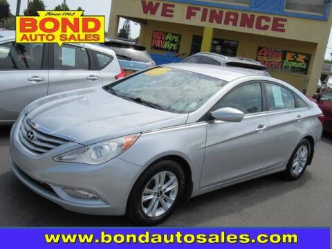 2013 Hyundai Sonata for sale at Bond Auto Sales in St Petersburg FL