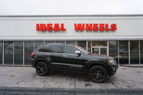 2014 Jeep Grand Cherokee for sale at Ideal Wheels in Sioux City IA