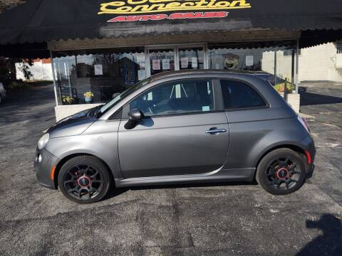 2012 FIAT 500 for sale at Credit Connection Auto Sales Inc. YORK in York PA