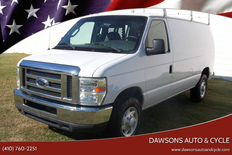 2008 Ford E-Series Cargo for sale at Dawsons Auto & Cycle in Glen Burnie MD