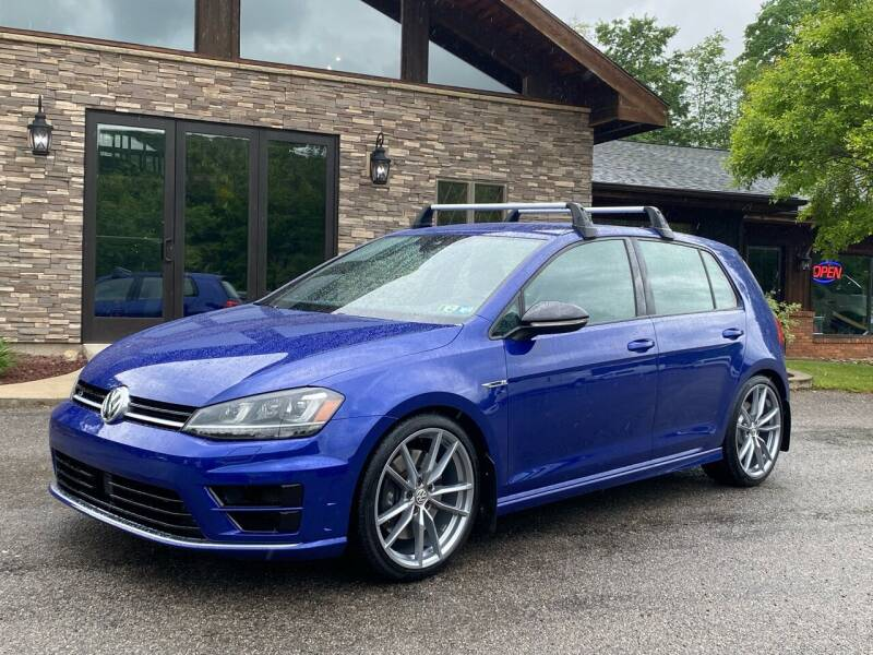 2017 Volkswagen Golf R for sale at Griffith Auto Sales in Home PA