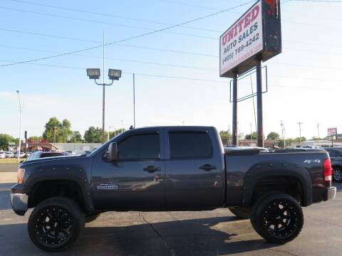 2011 GMC Sierra 1500 for sale at United Auto Sales in Oklahoma City OK