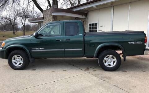 2003 Toyota Tundra for sale at Midway Car Sales in Austin MN