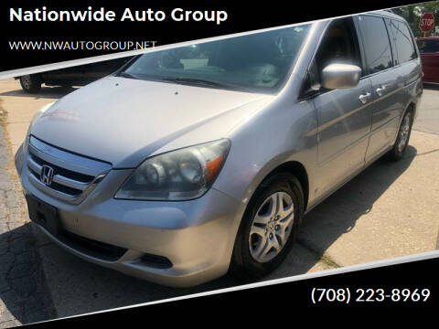 2007 Honda Odyssey for sale at Nationwide Auto Group in Melrose Park IL