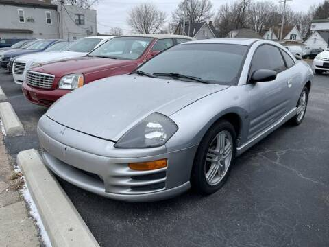 2002 Mitsubishi Eclipse for sale at JC Auto Sales in Belleville IL