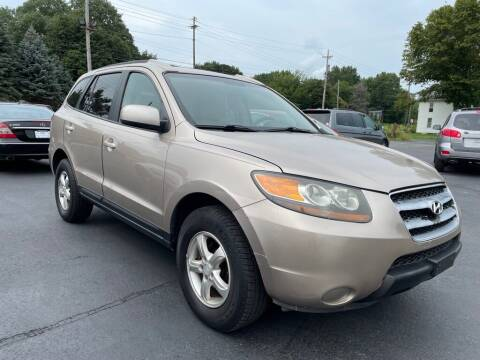 2007 Hyundai Santa Fe for sale at EXPO AUTO GROUP in Perry OH