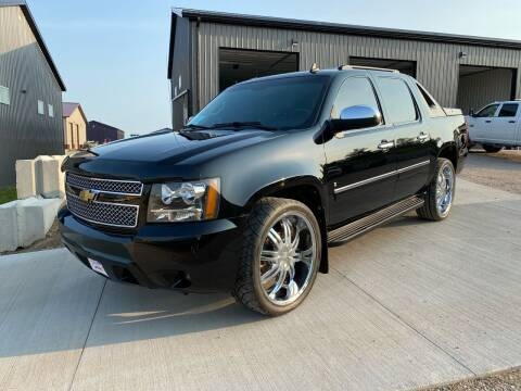 2009 Chevrolet Avalanche for sale at More 4 Less Auto in Sioux Falls SD