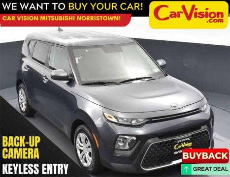 2020 Kia Soul for sale at Car Vision Mitsubishi Norristown in Norristown PA