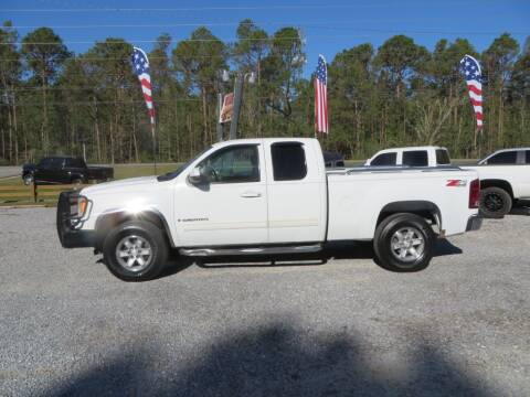2007 GMC Sierra 1500 for sale at Ward's Motorsports in Pensacola FL