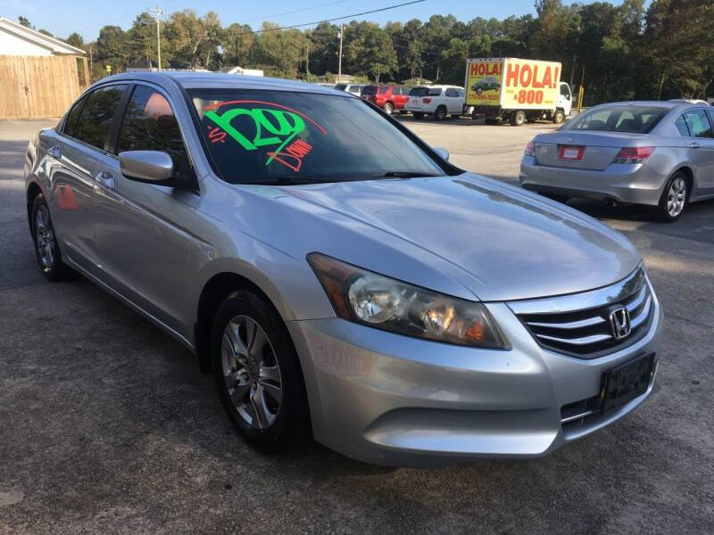 2011 Honda Accord SE 4dr Sedan - Douglasville GA