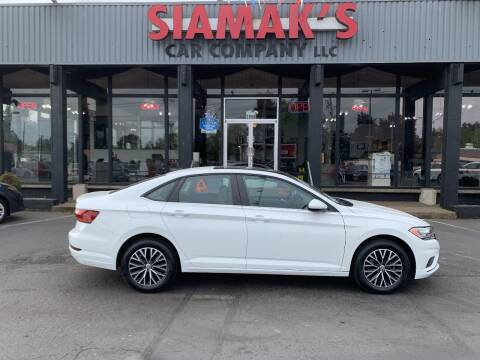 2019 Volkswagen Jetta for sale at Siamak's Car Company llc in Salem OR