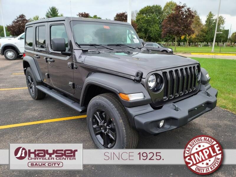 2021 Jeep Wrangler Unlimited for sale in Sauk City, WI
