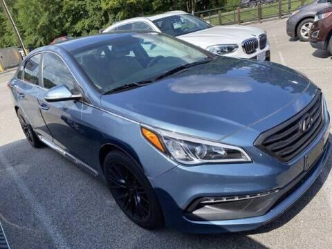 2017 Hyundai Sonata for sale at CBS Quality Cars in Durham NC