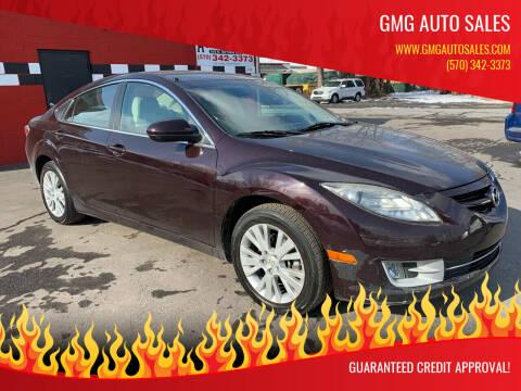 2010 Mazda MAZDA6 for sale at GMG AUTO SALES in Scranton PA