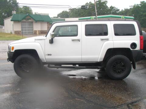 2006 HUMMER H3 for sale at Autoworks in Mishawaka IN