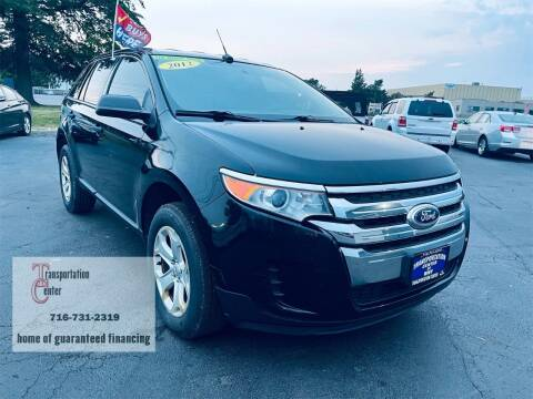 2012 Ford Edge for sale at Transportation Center Of Western New York in Niagara Falls NY