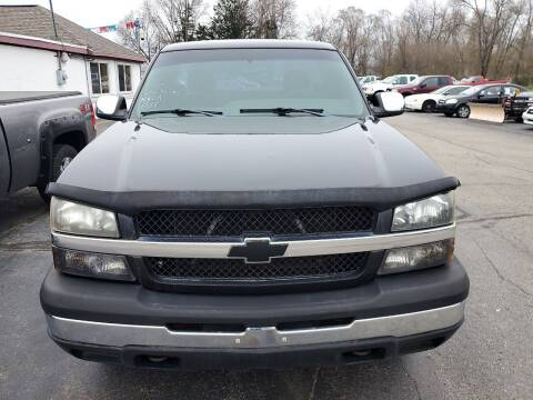 2003 Chevrolet Silverado 1500 for sale at All State Auto Sales, INC in Kentwood MI