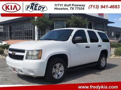 2010 Chevrolet Tahoe for sale at FREDYS CARS FOR LESS in Houston TX