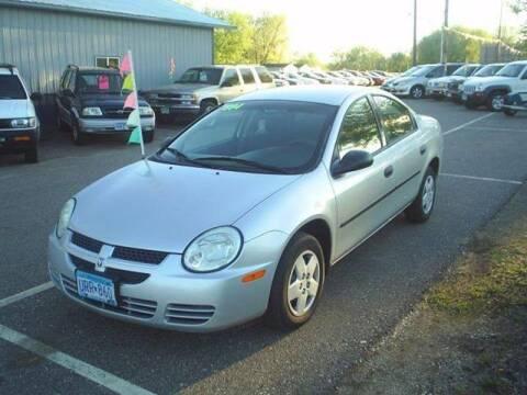 2004 Dodge Neon for sale at Dales Auto Sales in Hutchinson MN