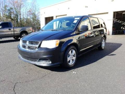2013 Dodge Grand Caravan for sale at DREWS AUTO SALES INTERNATIONAL BROKERAGE in Atlanta GA