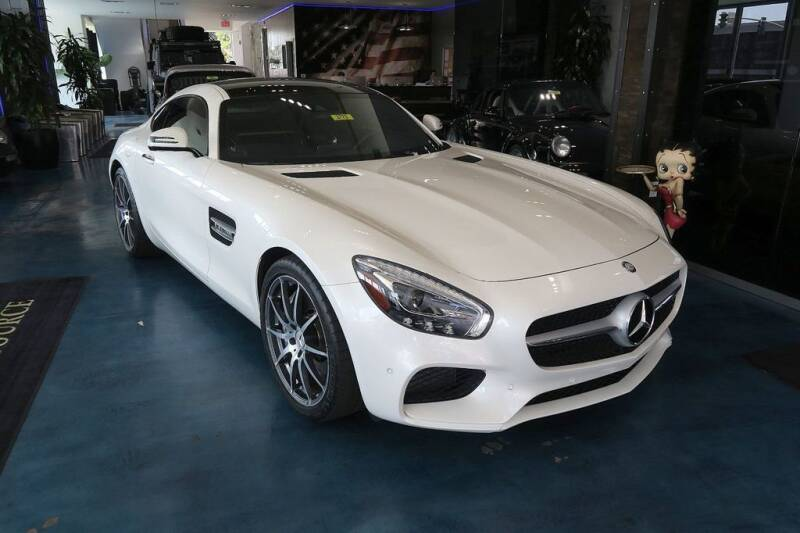 2017 Mercedes-Benz AMG GT for sale at OC Autosource in Costa Mesa CA