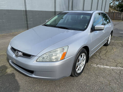 2005 Honda Accord for sale at APX Auto Brokers in Lynnwood WA