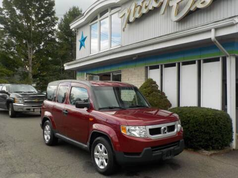 2011 Honda Element for sale at Nicky D's in Easthampton MA