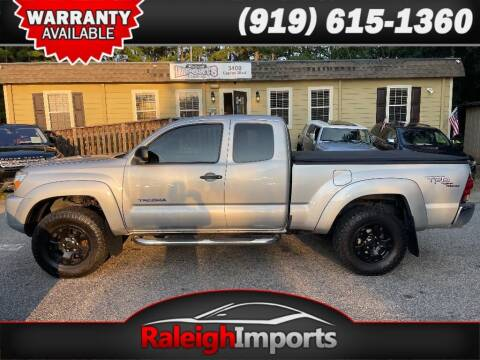2006 Toyota Tacoma for sale at Raleigh Imports in Raleigh NC