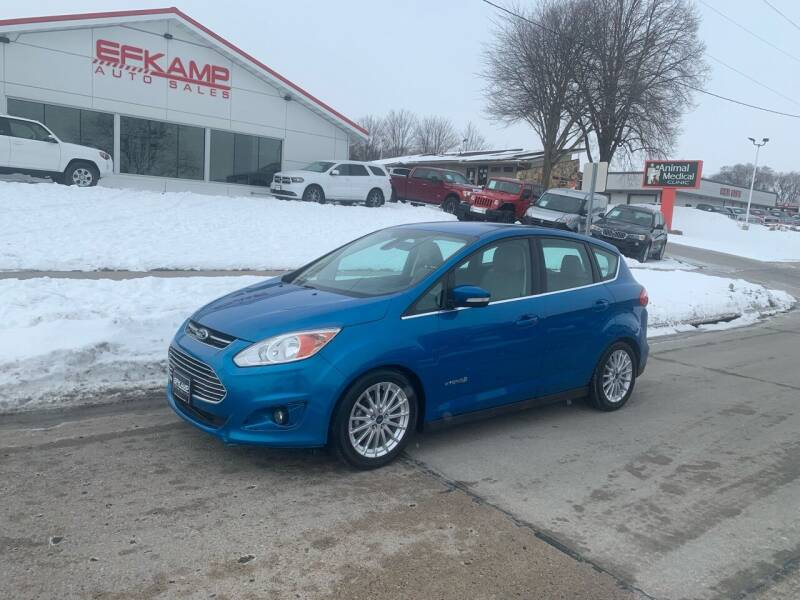 2013 Ford C-MAX Hybrid for sale at Efkamp Auto Sales LLC in Des Moines IA
