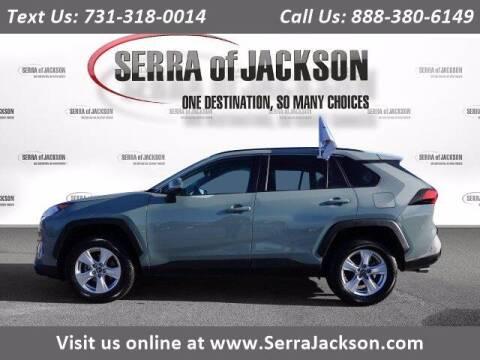 2020 Toyota RAV4 for sale at Serra Of Jackson in Jackson TN