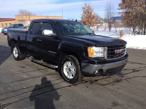 2008 GMC Sierra 1500 for sale at Bruns & Sons Auto in Plover WI