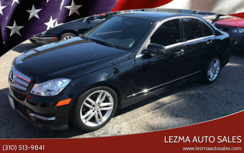 2013 Mercedes-Benz C-Class for sale at Auto Emporium in Wilmington CA