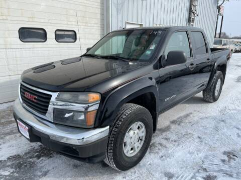 2005 GMC Canyon for sale at De Anda Auto Sales in South Sioux City NE