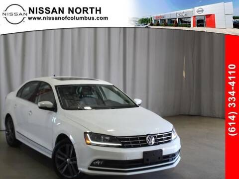 2018 Volkswagen Jetta for sale at Auto Center of Columbus in Columbus OH