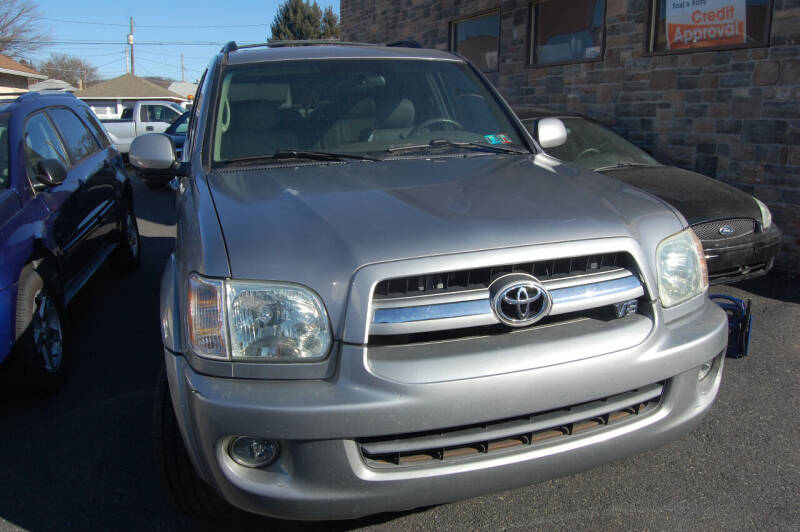 2005 Toyota Sequoia for sale at D&H Auto Group LLC in Allentown PA