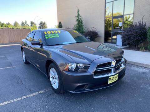 2013 Dodge Charger for sale at TDI AUTO SALES in Boise ID