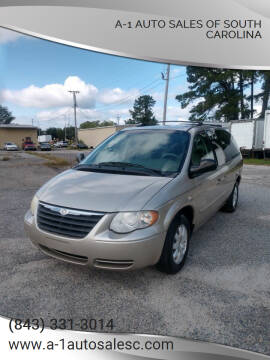 2006 Chrysler Town and Country for sale at A-1 Auto Sales Of South Carolina in Conway SC