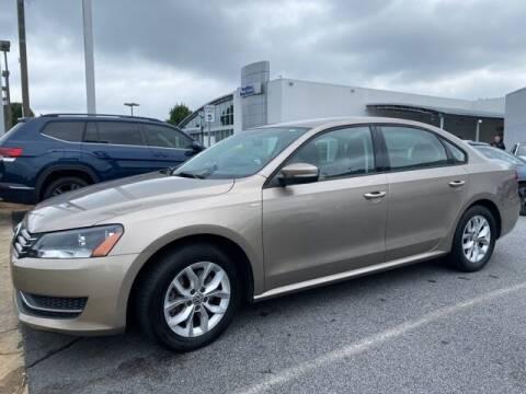2015 Volkswagen Passat for sale at Southern Auto Solutions-Jim Ellis Volkswagen Atlan in Marietta GA