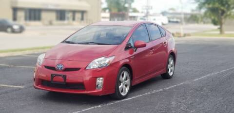 2010 Toyota Prius for sale at Vision Motorsports in Tulsa OK