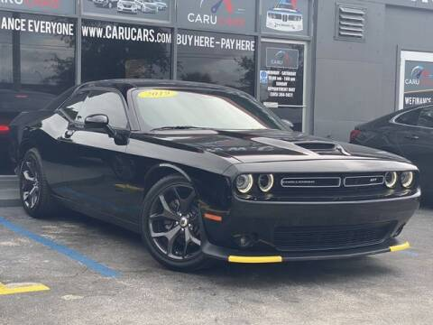 2019 Dodge Challenger for sale at CARUCARS LLC in Miami FL