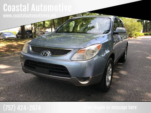 2008 Hyundai Veracruz for sale at Coastal Automotive in Virginia Beach VA