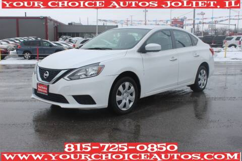2017 Nissan Sentra for sale at Your Choice Autos - Joliet in Joliet IL