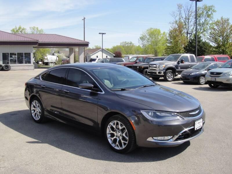 2015 Chrysler 200 for sale at Turn Key Auto in Oshkosh WI