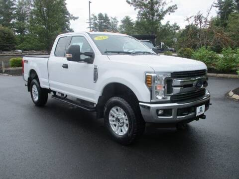 2019 Ford F-250 Super Duty for sale at MC FARLAND FORD in Exeter NH