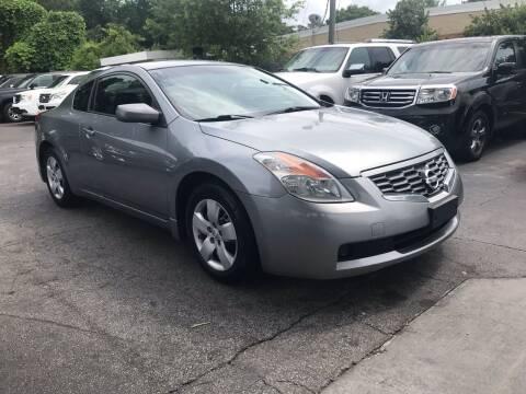 2008 Nissan Altima for sale at Magic Motors Inc. in Snellville GA
