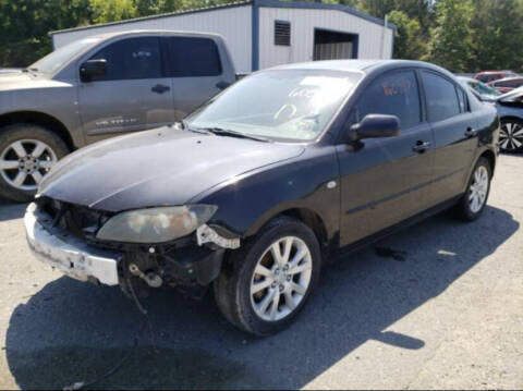 2007 Mazda MAZDA3 for sale at C & P Autos, Inc. in Ruston LA